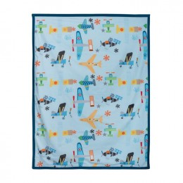 Just Plane Cute Dohar Blanket
