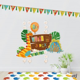 Dino-mite -A DIY Birthday Box (Personalized)