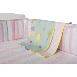 Home Sweet Home Dohar Blanket