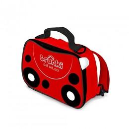 Eat lunch bag ladybug