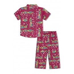 Doll House Night Suit