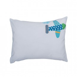 Just Plane Cute Pillow