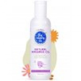 The Moms Co. Natural Baby Massage Oil (100ml)