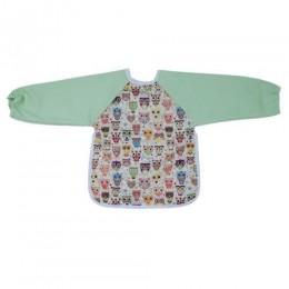 T-Shirt Bibs - Owl