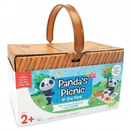 Peaceable Kingdom - Panda's Picnic in the Park