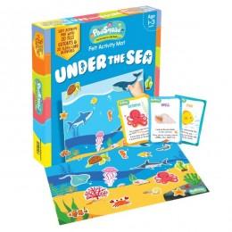 Felt Activity Mat- Under the Sea