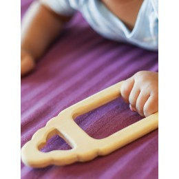 Wooden Teethers - Pacifier and Milk bottle