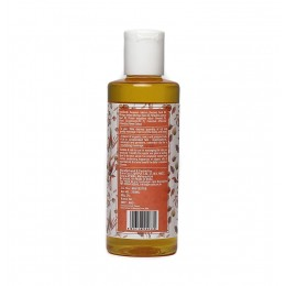 Rustic Art Organic Calendula Baby Massage Oil - 200ml