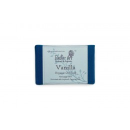 Rustic Art Vanilla Soap - 100 gm