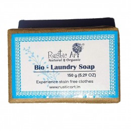 Rustic Art Bio Laundry Soap (Set of 4)