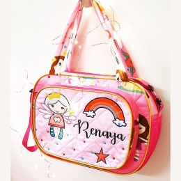 Diaper Bag- Princess Diaper Bag