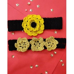 Sunflower - Set Of 2 Hairbands