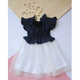 Prom Night : Polka Dot Tutu Dress