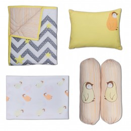 Toddle The Waddler Cot Bedding Set