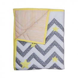 Toddle The Waddler Quilted Blanket