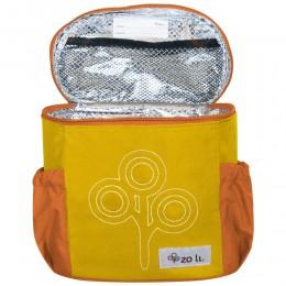 ZoLi NOM NOM Insulated Lunch Bag - Orange
