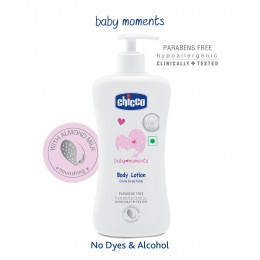 Chicco Baby Moments Body Lotion 500 ml