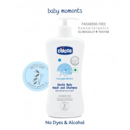 Chicco Gentle Body Wash And Shampoo