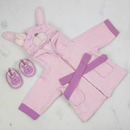 "Spa time"" new born gift set (Bunny)"
