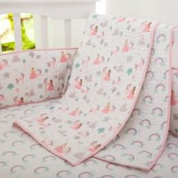 Fairytale organic bedding