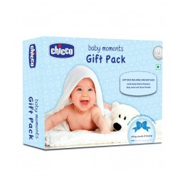 Chicco First Caring Gift Set A perfect gift set for newborns