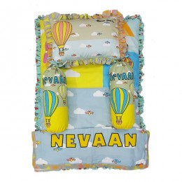 Hot air balloon mattress set