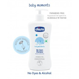 Chicco - Baby Moments No Tears Shampoo 500 ml