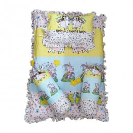 Princess unicorn mattress set