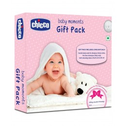 Chicco Baby Moments Skin Care Gift Pack Pink