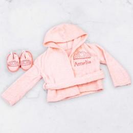 "Spa time"" new born gift set (Princess)"