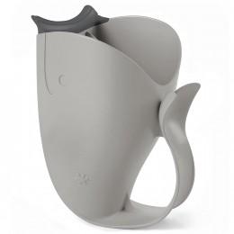 Skip Hop Moby Bath Rinse Cup: Tear-free Waterfall Rinser,Grey