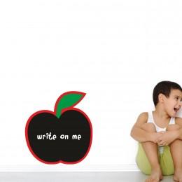Talk with Chalk Apple : Chalk Decals