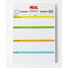 Meal Time Fun - Planner