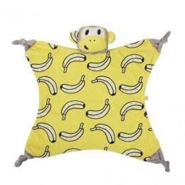 Naughty Monkey Security Blanket