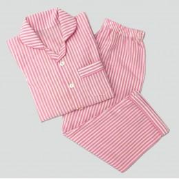 Classic Pink Pajama Set