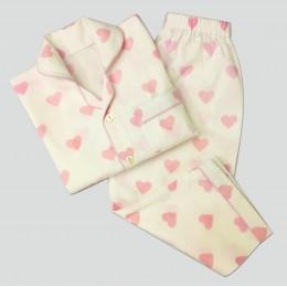 Hearts Pajama Set