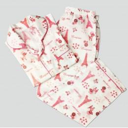 Paris Pajama Set