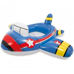 Intex Inflatable Boat Float -The Aeroplane ( 1- 2 years)