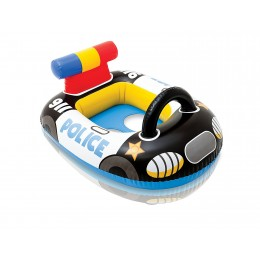 Intex Inflatable Boat Float -The Police Car ( 1- 2 years)