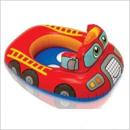 Intex Inflatable Boat Float -Fire Truck ( 1- 2 years)