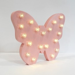 Butterfly Marquee Light