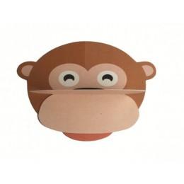 Monkey Gift Tag (Set of 5)