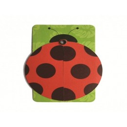 Lady Bug Gift Tag (Set of 5)