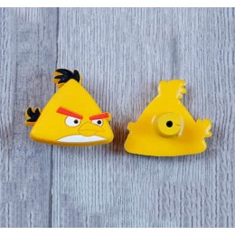 Angry Birds (Yellow) - Draw & Cupboard Knobs