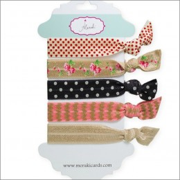 Tie Me Up - No Crease Hair Ties