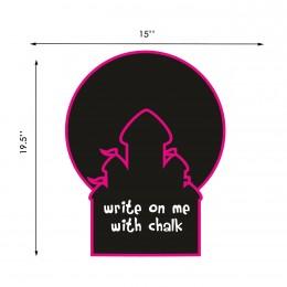 Talk with Chalk Castle : Chalk Decals