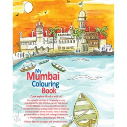 My Mumbai Colouring Book
