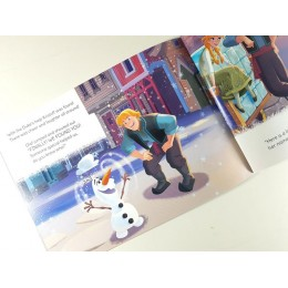 My Frozen Adventure Book - Personalized