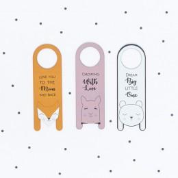The Bear Door Hanger