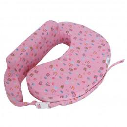 Comfeed Feeding Pillow - Pink Teddy  Bear